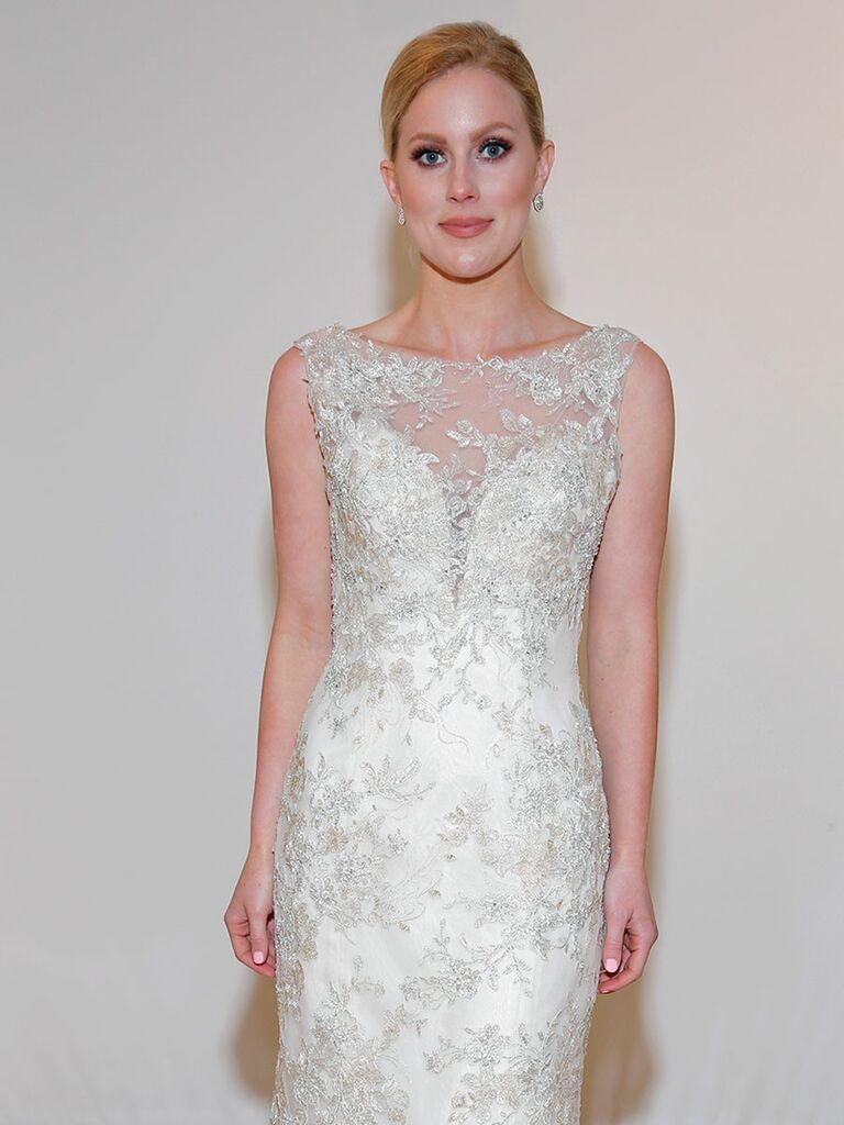 96a0391db9 Sophia Tolli Spring 2018 Collection  Bridal Fashion Week Photos