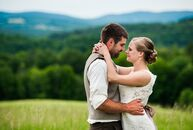 With its acres of  lush rolling hills and mountainous landscape, the beauty of Vermont provided endless inspiration for Amy Scho