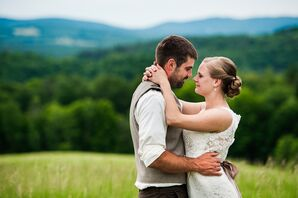 Mountaintop Wedding in Vermont