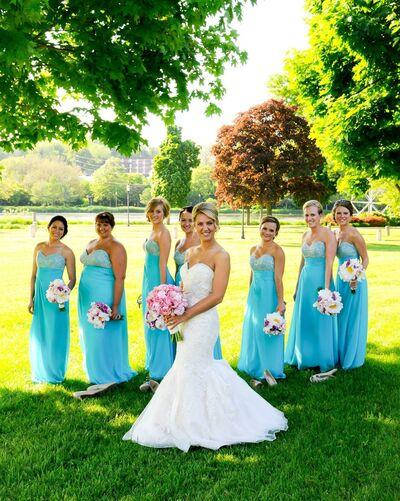 Blooming Perfection Weddings/ Florist/ Coordinator