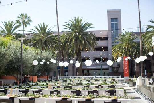 Muzeo Museum and Cultural Center - Plaza - Private Garden - Anaheim, CA