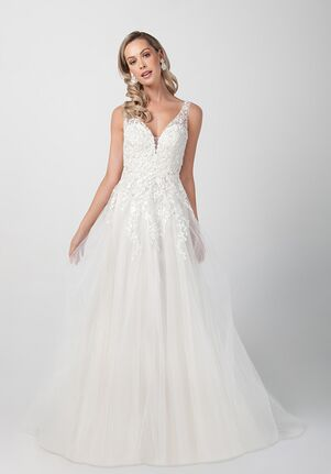 Michelle Roth for Kleinfeld Danica Wedding Dress