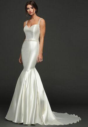 Avery Austin Ella Mermaid Wedding Dress