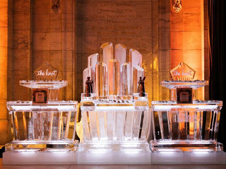 Custom Ice Sculptures