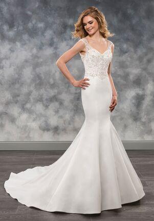 Mary's Bridal Moda Bella MB2027 Mermaid Wedding Dress