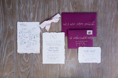Letters by Lanta, Calligraphy Services