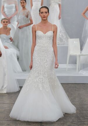 Monique Lhuillier Emmeline Mermaid Wedding Dress