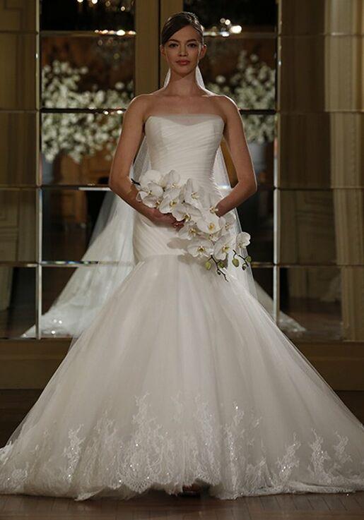 Romona Keveza Collection RK5408 Mermaid Wedding Dress