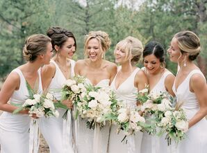 Sophisticated Yet Sexy Bridesmaid Dresses