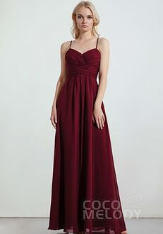 CocoMelody Bridesmaid Dresses RB0331 Sweetheart Bridesmaid Dress
