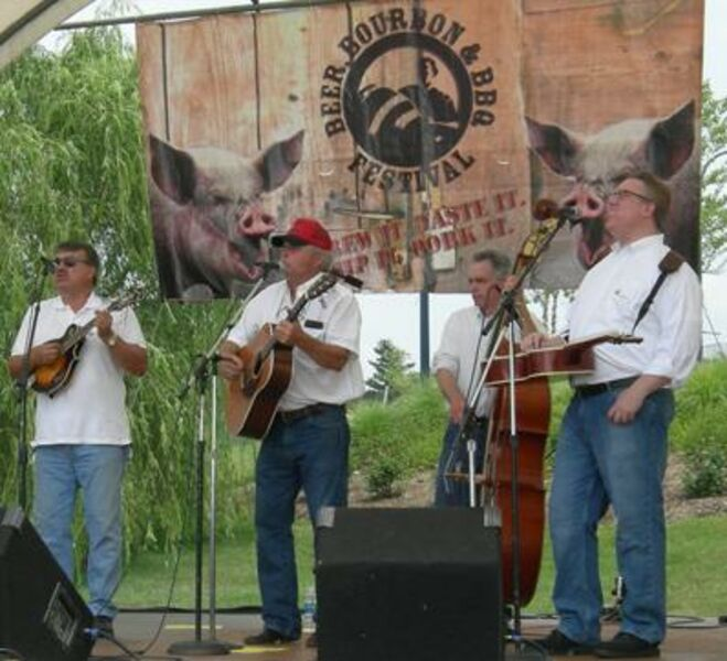 The Naked Mountain Boys | Frogtown Music
