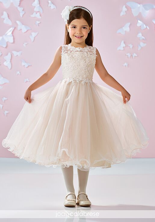 f8afe45d9 Joan Calabrese by Mon Cheri 117346 Flower Girl Dress | The Knot