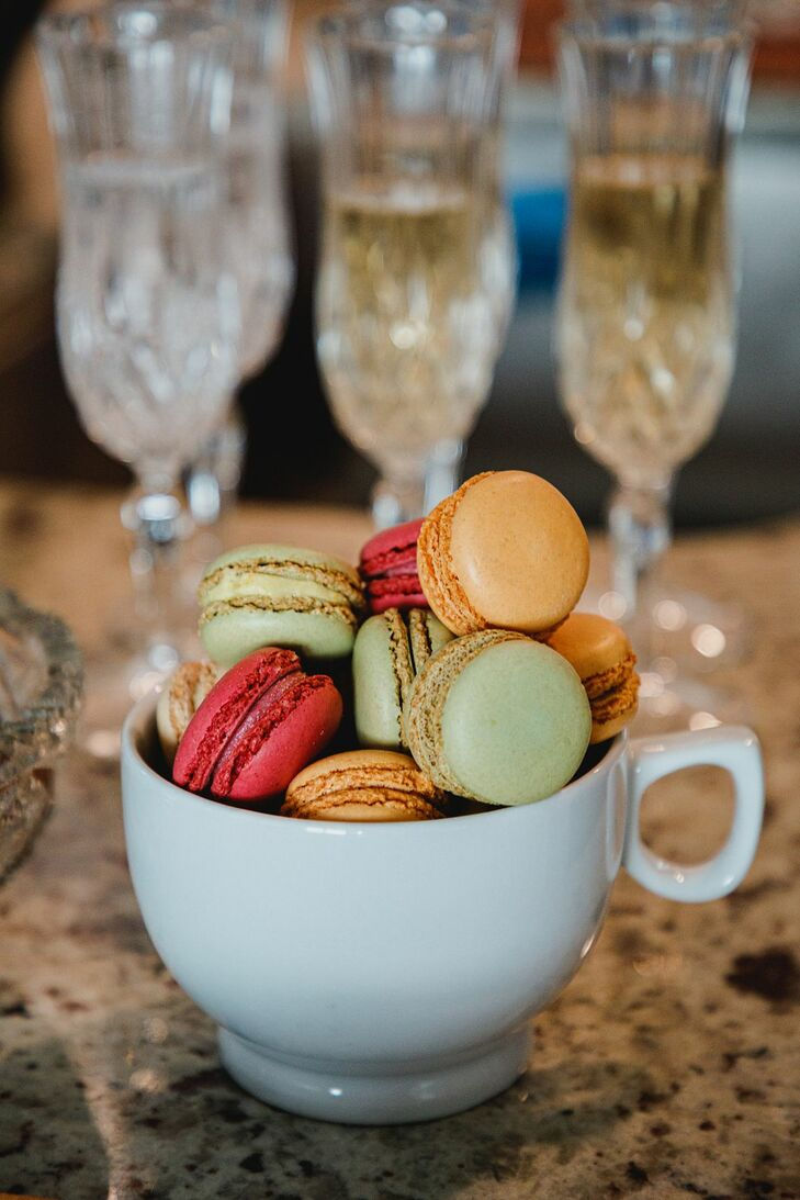 Macarons at Pandemic Minimony in Dallas, Texas