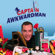Marion, SC Comedy Magician | Captain Awkwardman- South Carolina's #1 Magician!