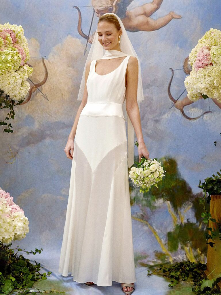 18 Second Wedding Dresses For Your Rescheduled Big Day