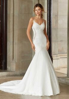 Morilee by Madeline Gardner Sloane 2136 Mermaid Wedding Dress
