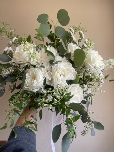 Rose and Sparrow Floral Design