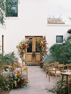 Ceremony Space for Wedding in Coachella, California