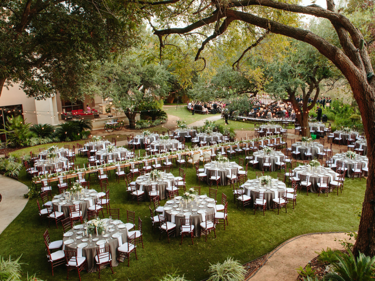 Backyard Wedding Tips How To Plan An At Home Wedding In
