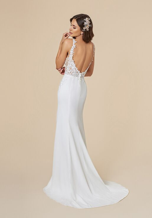 Moonlight Tango T841 Mermaid Wedding Dress