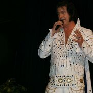 Greenville, SC Elvis Impersonator | CLYDE SHEDD