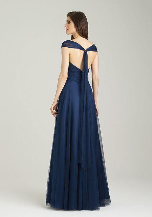 Allure Bridesmaids 1450 V-Neck Bridesmaid Dress