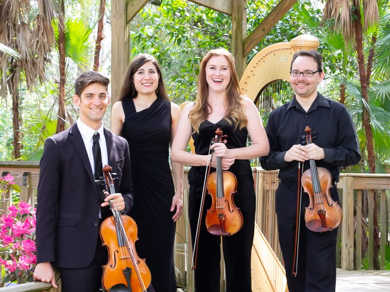 Best in Brass: Classical Ensembles - String Quartet - Orlando, FL