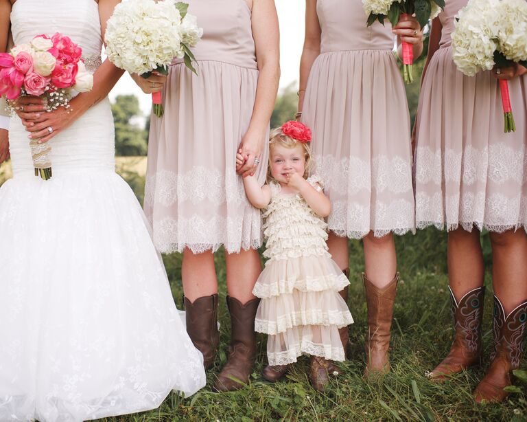 9a5e00c354a 10 Creative Ways to Make Your Flower Girl Stand Out