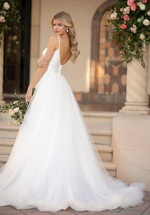 Stella York 7051 A-Line Wedding Dress
