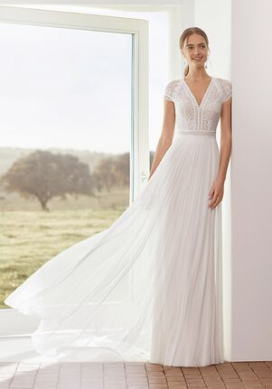 Rosa Clará Boheme ANGEL A-Line Wedding Dress