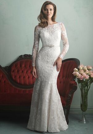 Allure Bridals 9167 Mermaid Wedding Dress