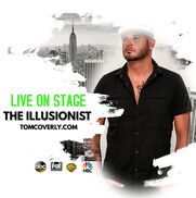 Pensacola, FL Comedian | TOM COVERLY | THE ILLUSIONIST