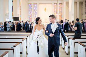 Traditional Recessional at Church Ceremony