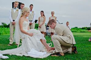 Foot-Washing Ceremony Tradition