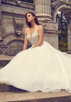 Mikaella 2225 A-Line Wedding Dress