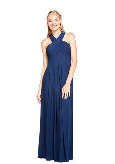 Khloe Jaymes DAWN Halter Bridesmaid Dress