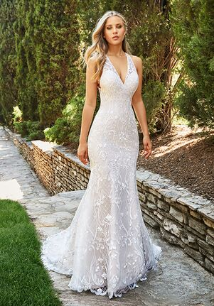 Moonlight Collection J6544 Mermaid Wedding Dress