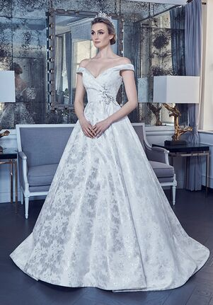 8bd1b78001b1 Romona Keveza Collection RK9406 Ball Gown Wedding Dress
