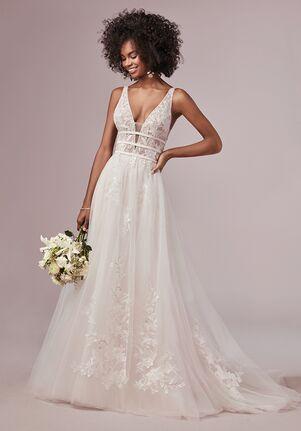 Rebecca Ingram RAELYNN A-Line Wedding Dress