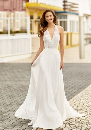 Rosa Clará Soft HALINA Sheath Wedding Dress