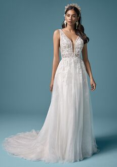Maggie Sottero QUINLEY A-Line Wedding Dress