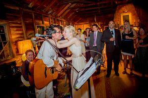 Aubrey and Andrew Wedding Reception Music
