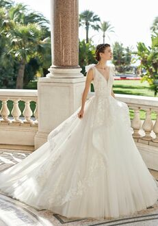 Aire Barcelona ISAY Ball Gown Wedding Dress