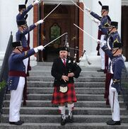 Fayetteville, NC Bagpipes | Van W. Frazier