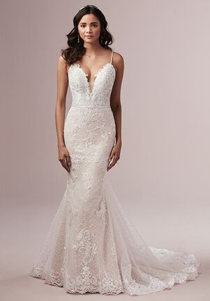 Rebecca Ingram LAURETTE Sheath Wedding Dress