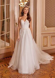 Moonlight Collection J6827 A-Line Wedding Dress