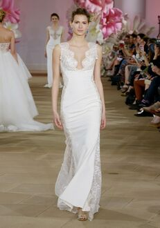 Ines Di Santo Sultry Sheath Wedding Dress