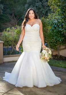 Jasmine Bridal F221053N Mermaid Wedding Dress