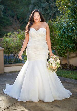 Jasmine Bridal F221053N Mermaid Wedding Dress