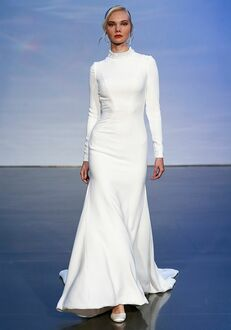 Justin Alexander Signature Zurich Sheath Wedding Dress